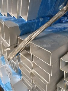 Jual Aluminium Hollow