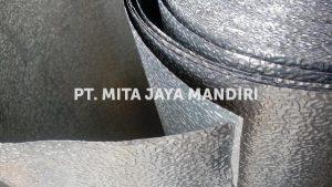 Aluminium Kulit Jeruk