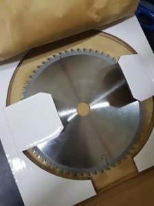 Mata gergaji aluminium Krisbow