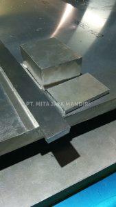 Plat Alumunium 250mm