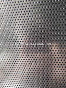 Plat Besi Perforated