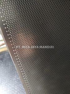 Plat Stainless Perforated